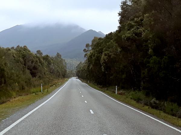Straße Roadtrip