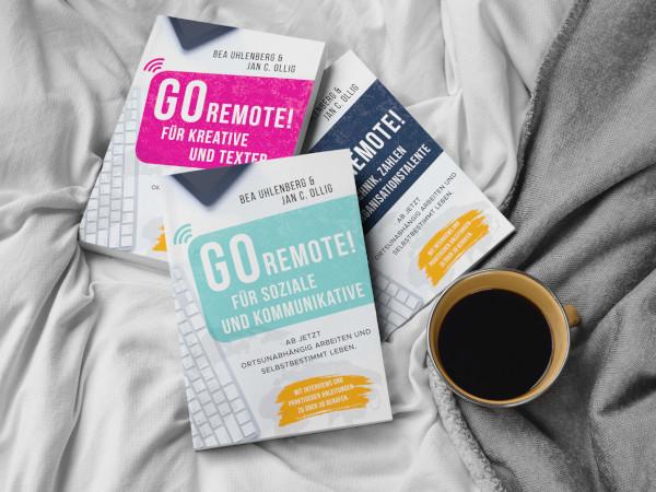 GO REMOTE! Bücherreihe New Work Life