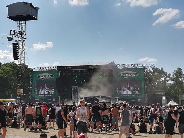 Rock Im Park Festival Bühne