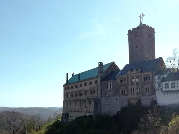 Wartburg Ostern Eisenach