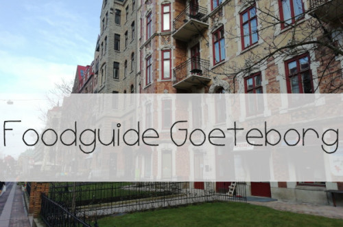 Foodguide Göteborg