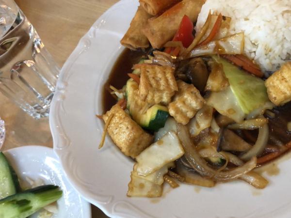 Foodguide Göteborg Mittagstisch Asiatisch