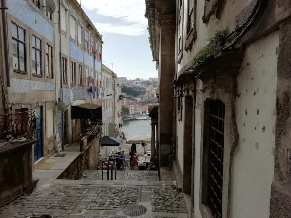 Porto Ribeira Gassen