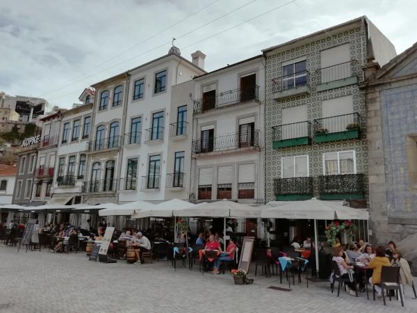 Flusspromenade Douro Porto