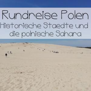 Rundreise Polen Titelbild