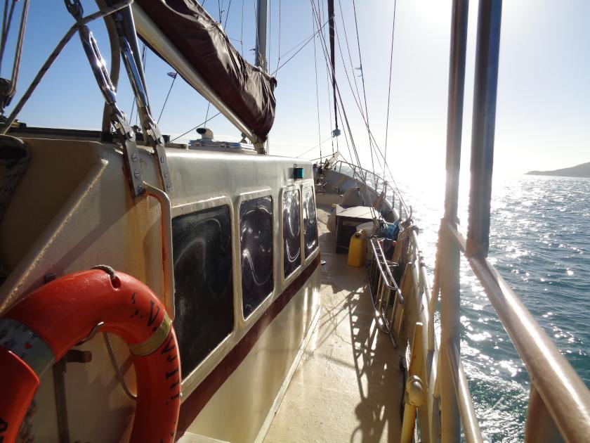 Segeln Whitsunday Islands
