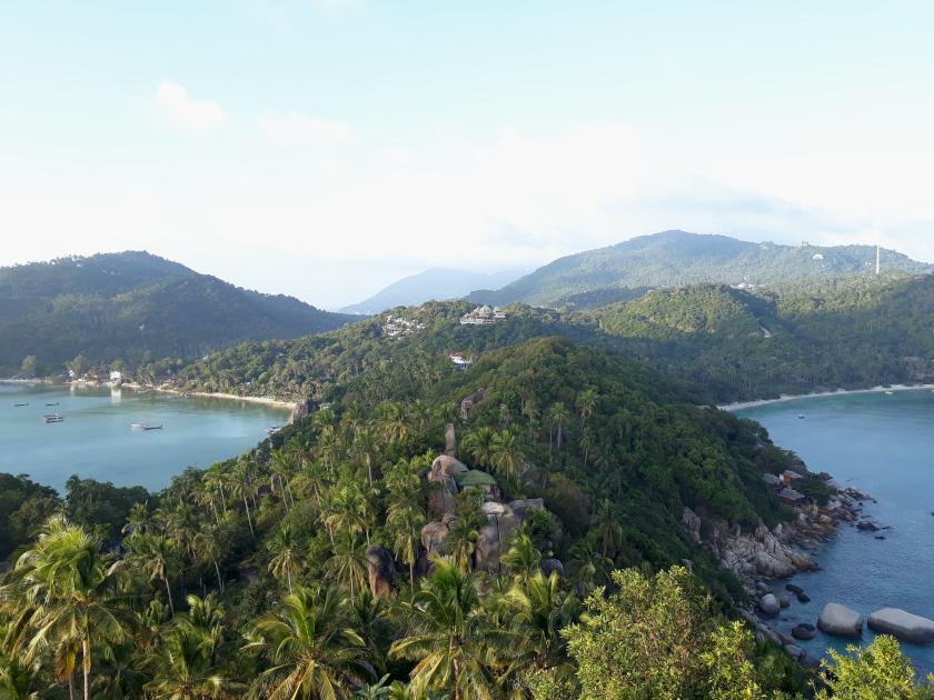 Koh Tao John Suwan Viewpoint