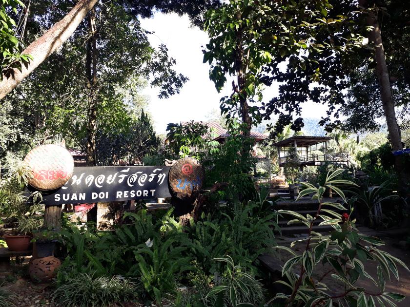 Pai Suan Doi Resort