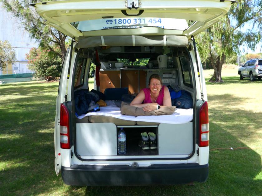 Reisen mit Camper Naturnah