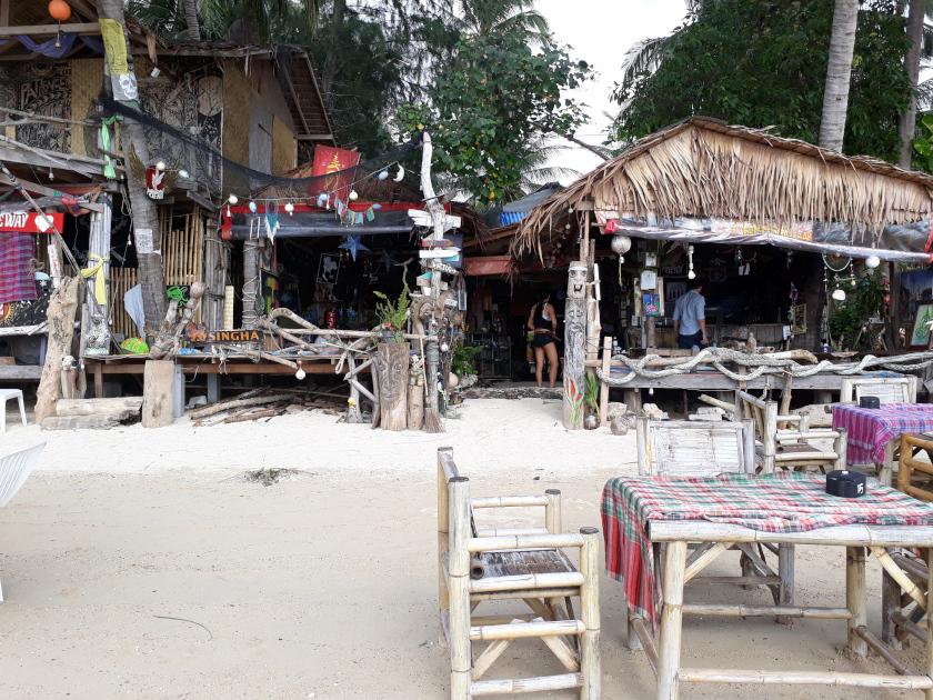 Thailand Rundreise Freedom Bar Koh Phangan