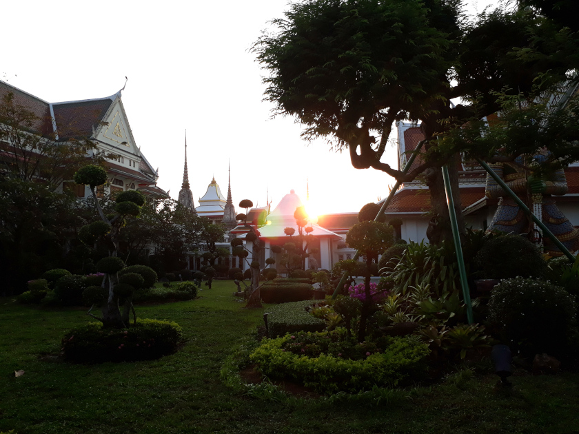 Thailand Rundreise Tempel Bangkok