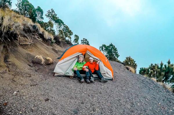 Travel Optimizer Camping Guatemala