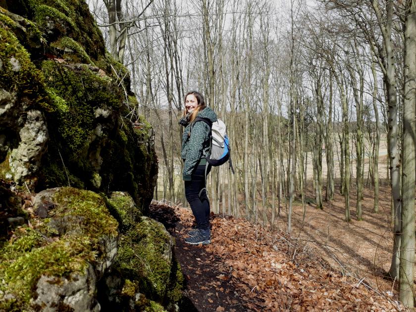 Fraenkische Schweiz Wanderung Kurztrip