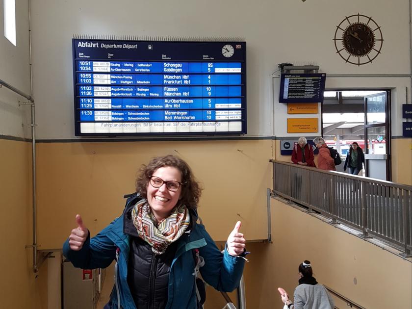 Interrail Reisen Europa