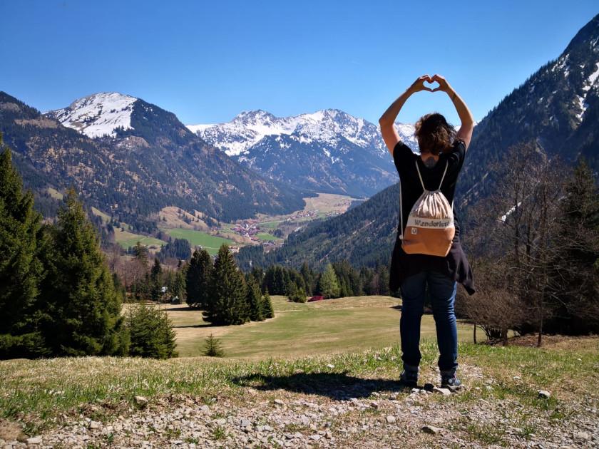 Berge Bergliebe Wanderlust