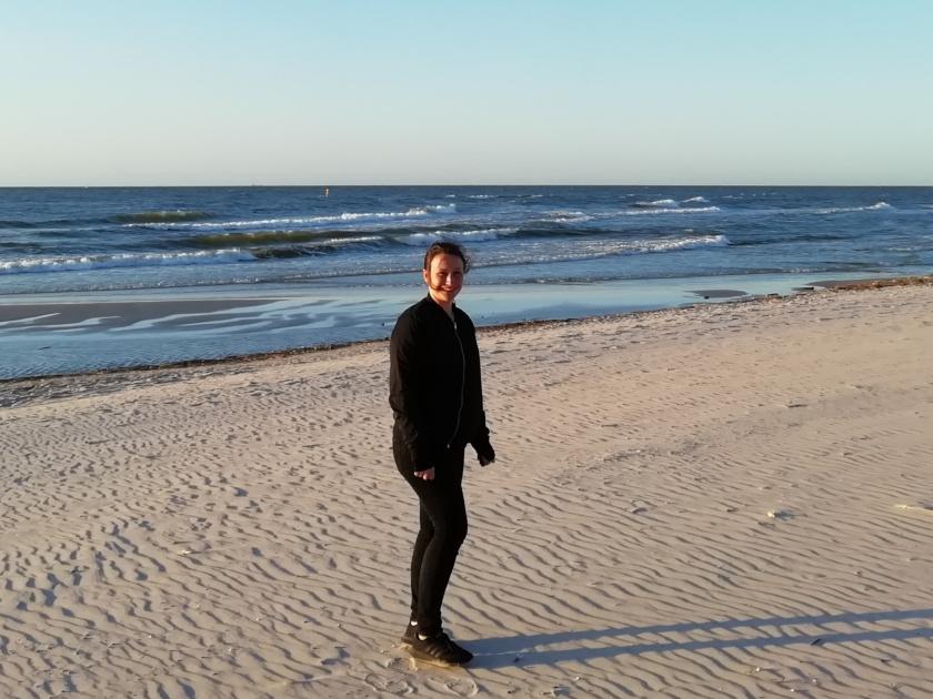 Polen Strand Sabbatical Ostsee