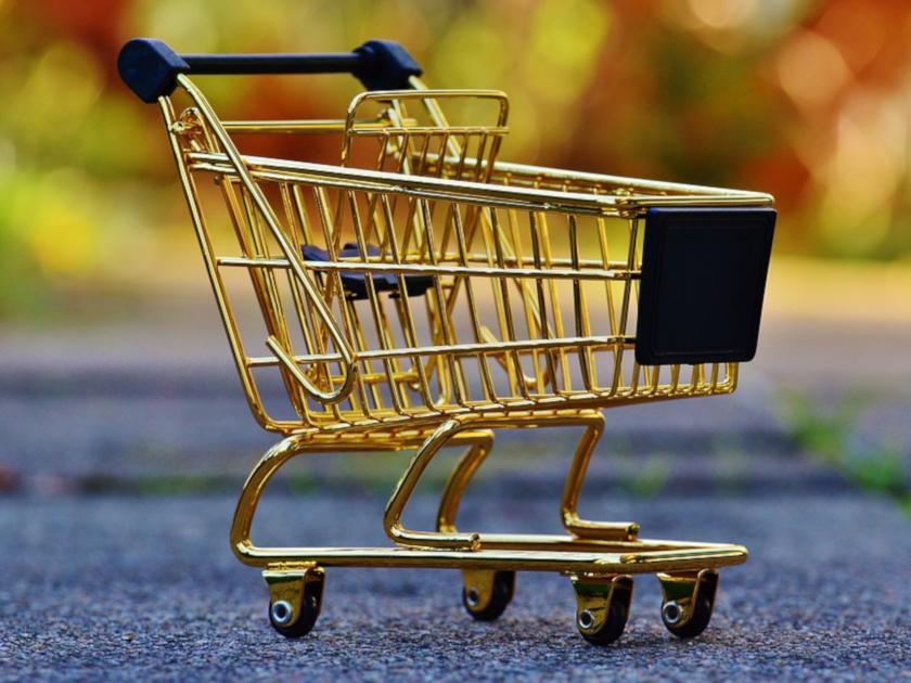 Einkaufswagen-Einkaufen-Planen-Alltag