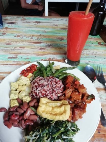 Bali-Canggu-Warung-Essen