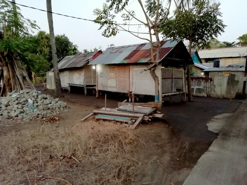 Bali-Einheimische-Huette