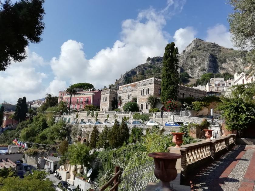 Sizilien-Italien-Taormina