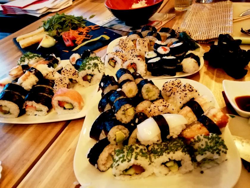 Sushi-selber-machen
