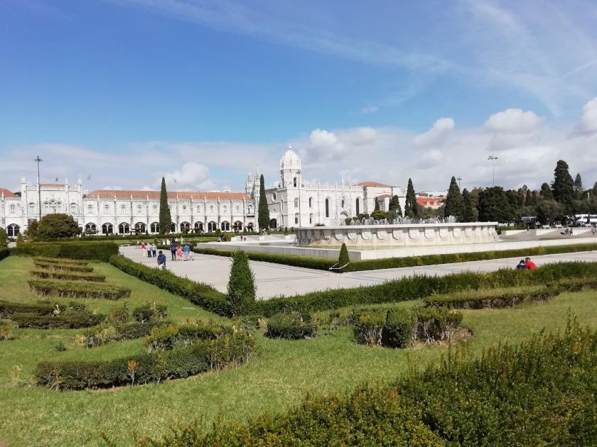 Lissabon-Mosteiro-dos-Jeronimos