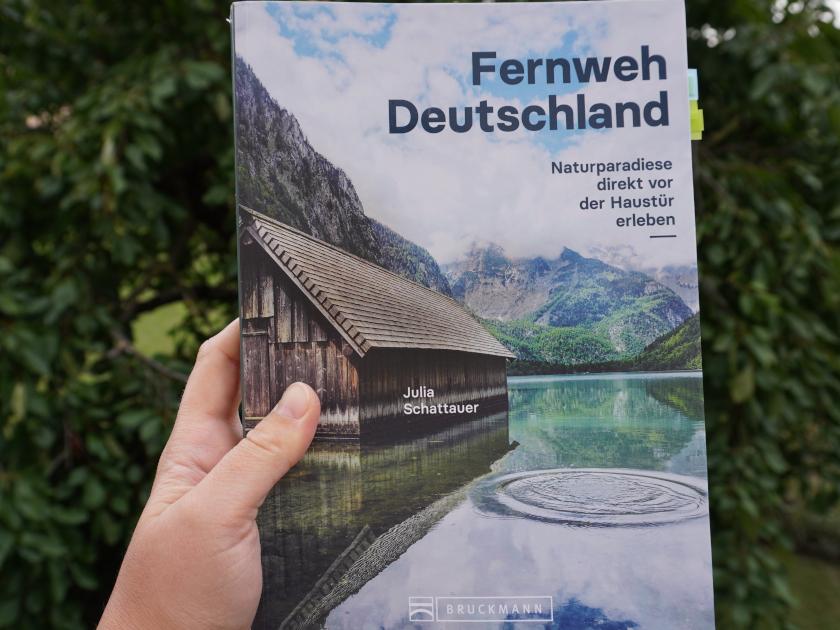 Fernweh-Deutschland-Buchrezension