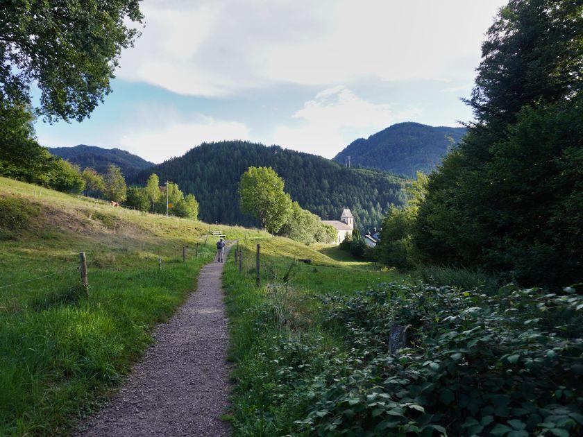Schwarzwald-Simonswald-Paradiesweg