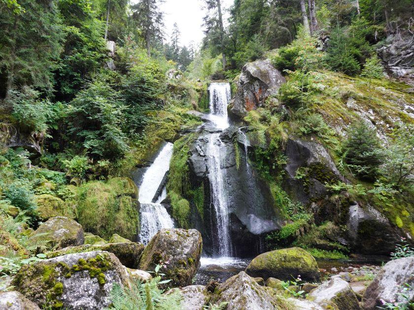 Schwarzwald-Triberger-Wasserfälle